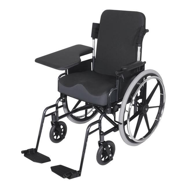 Comfort company flip-up half lap tray