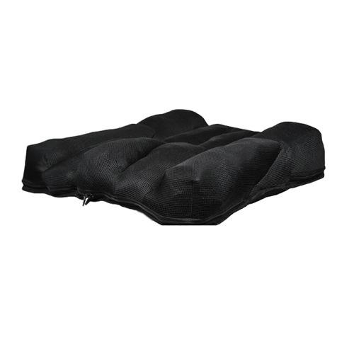 Adjuster X cushion with adjustable chambers