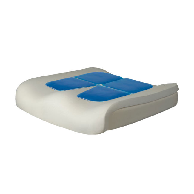 Express contoured pressure relief cushion