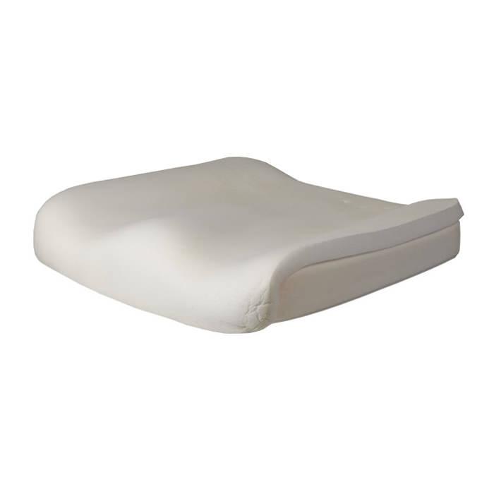 Express comfort contoured visco cushion - Foam base