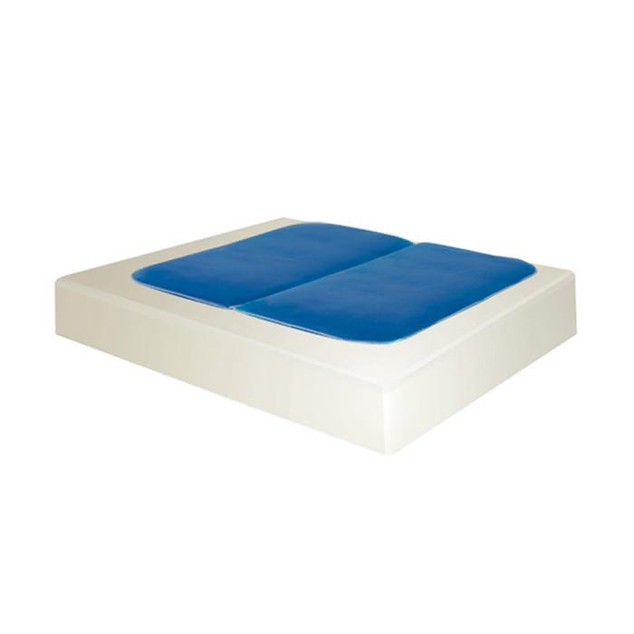 Express comfort gel cushion - recessed gel pack