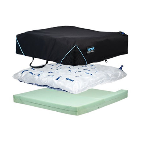 Comfort company liberty X cushion with vicair technology