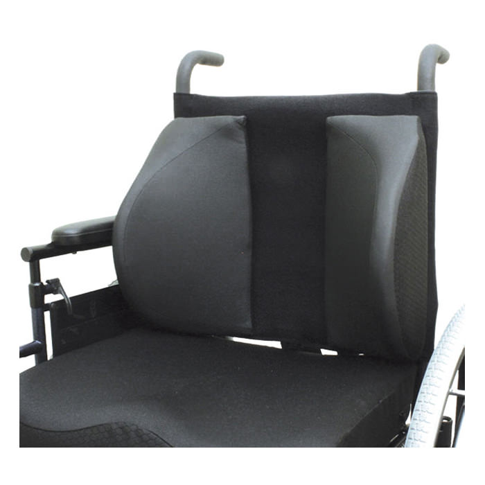 Comfort company lateral support assembly