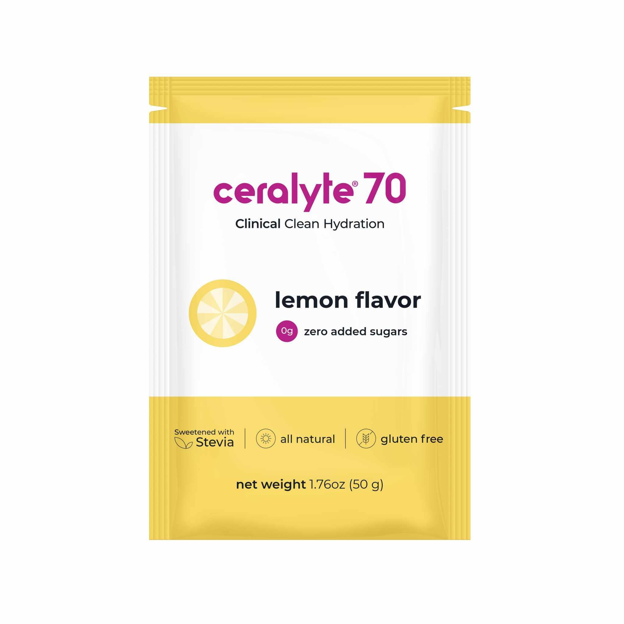 Ceralyte70 Electrolyte Replenishment Drink Mix
