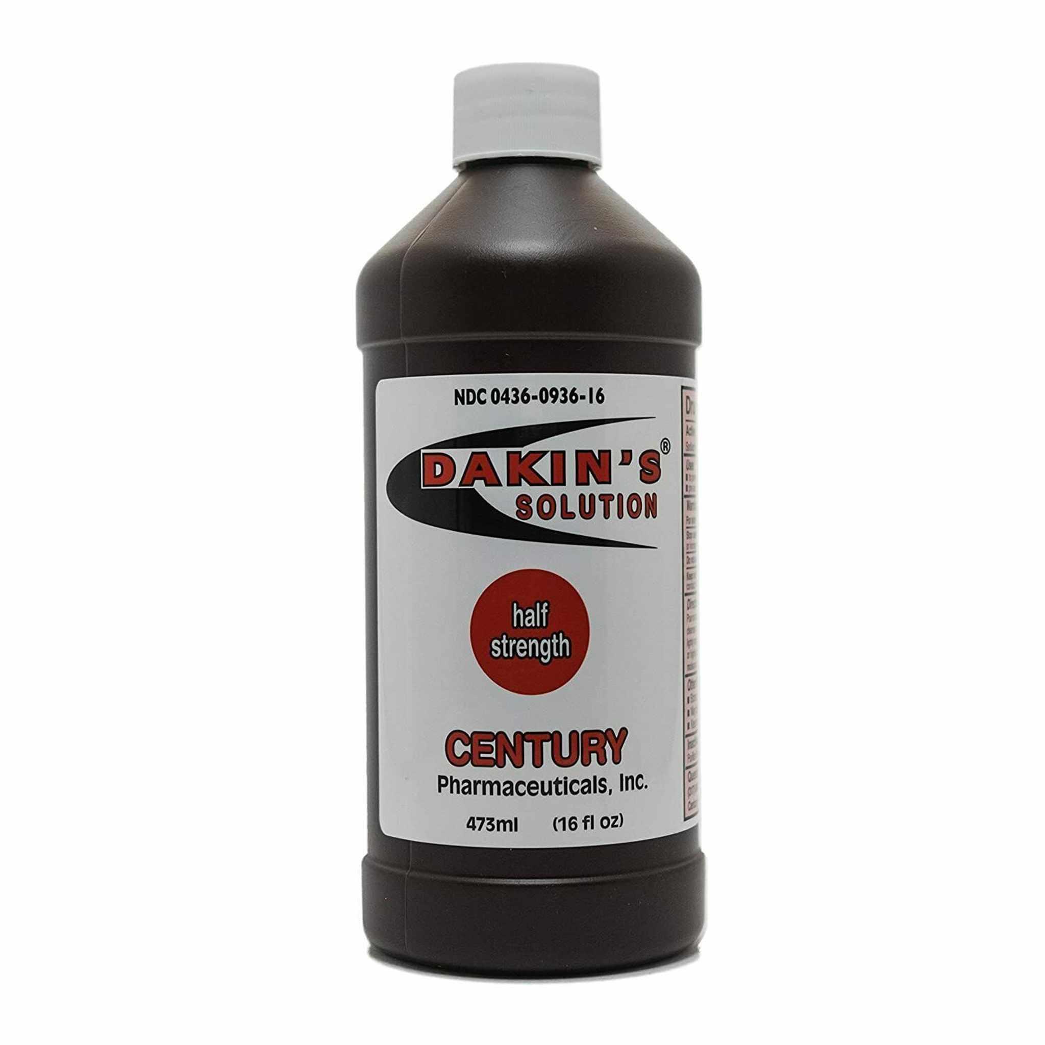 Dakin's Solution 25% Wound Cleanser, 16Oz