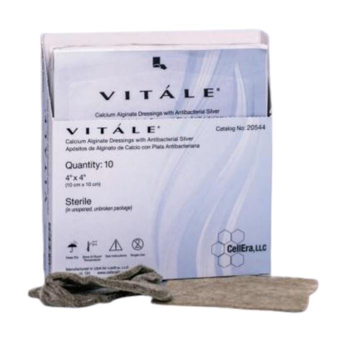Vitale Silver Calcium Alginate Rope