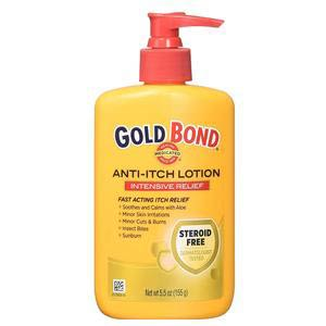 Chattem Gold Bond Medicated Anti-Itch Skin Lotion 5.5 oz