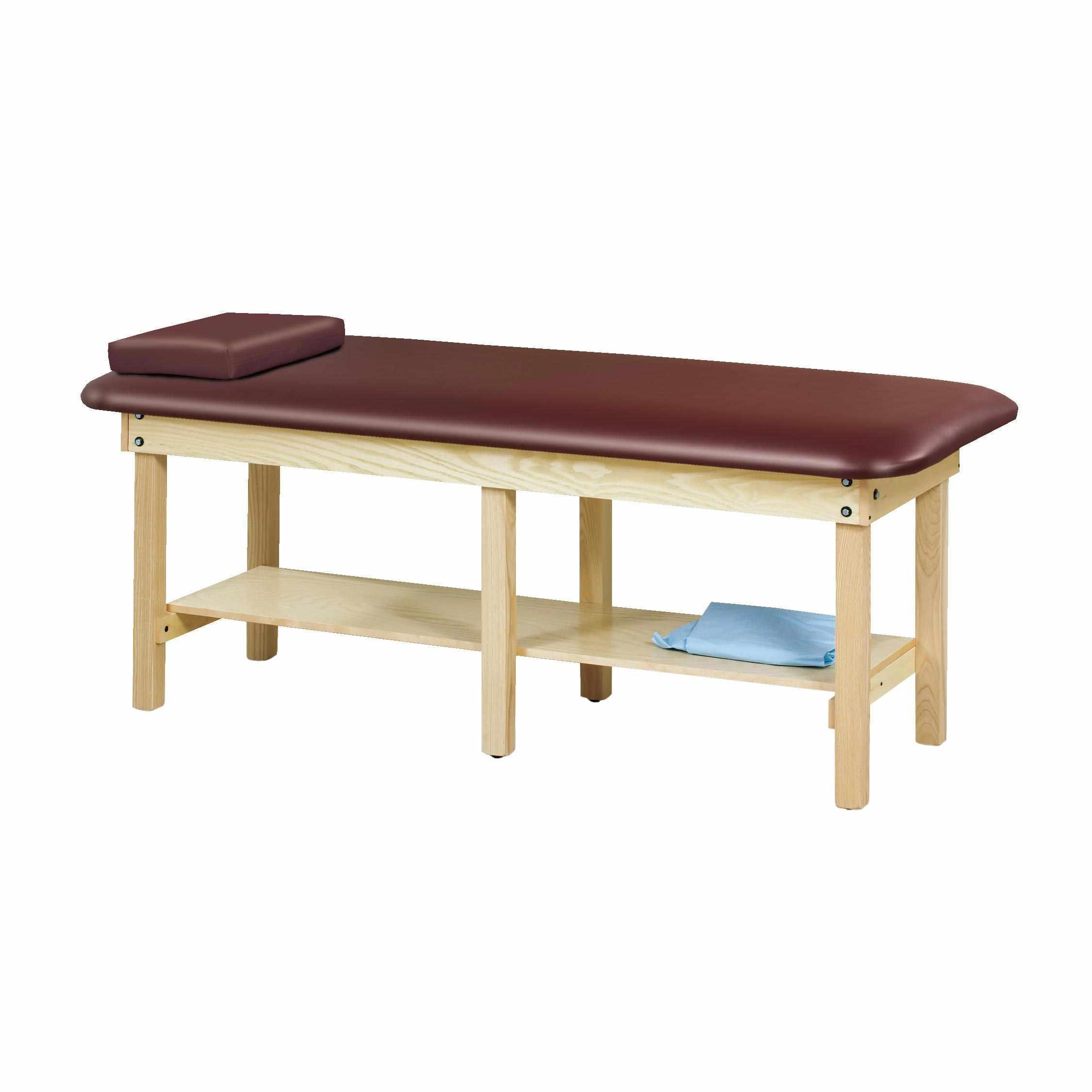 Clinton treatment table with 6 legs