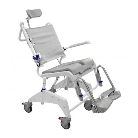 Aquatec ocean VIP tilt-in-space shower commode chair