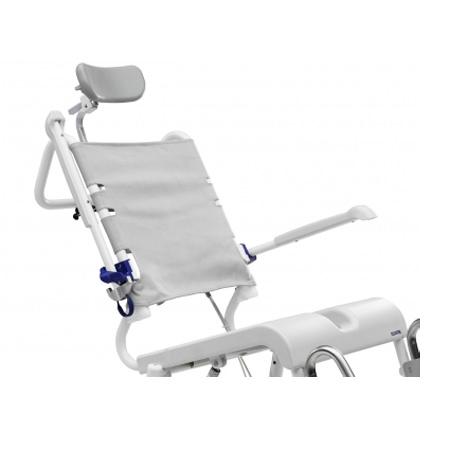 Aquatec ocean VIP tilt shower commode chair
