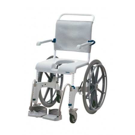 Aquatec ocean SP shower commode chair