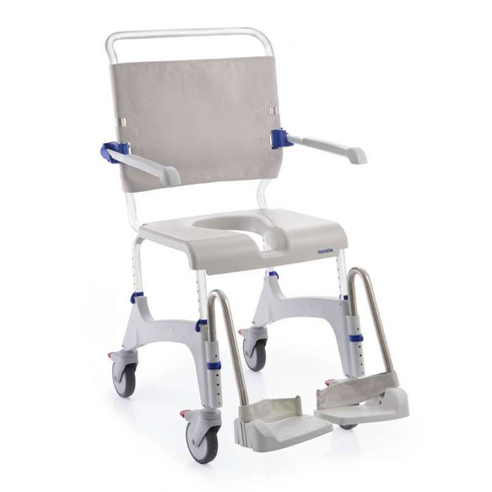 Aquatec ocean XL shower commode chair