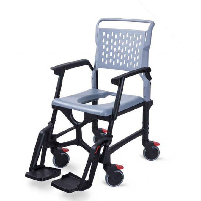 BathMobile shower commode chair