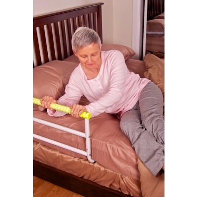 Safety Glo bedside handrail