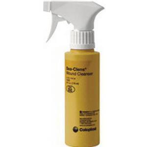 Sea-Clens No Rinse Wound Cleanser Bottle , Saline Based, 6 oz