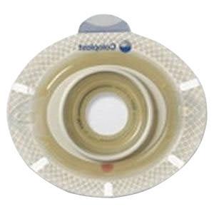 Coloplast Sensura click barrier, extended wear, pre-cut, convex light