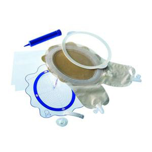 Colopalst Two-Piece Fistula and Wound System 4 x 6.25 Inch