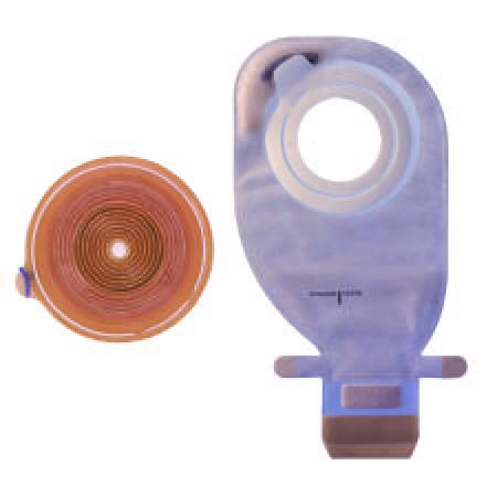 "Coloplast ostomy baseplate Assura ac easiflex 5/8 to 3-1/2"""