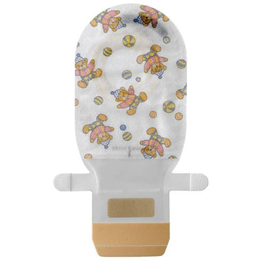 Assura AC pediatric drainable pouch