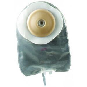 "ActiveLife 1-piece urostomy pouch precut 1-1/4"" with durahesive barrier"