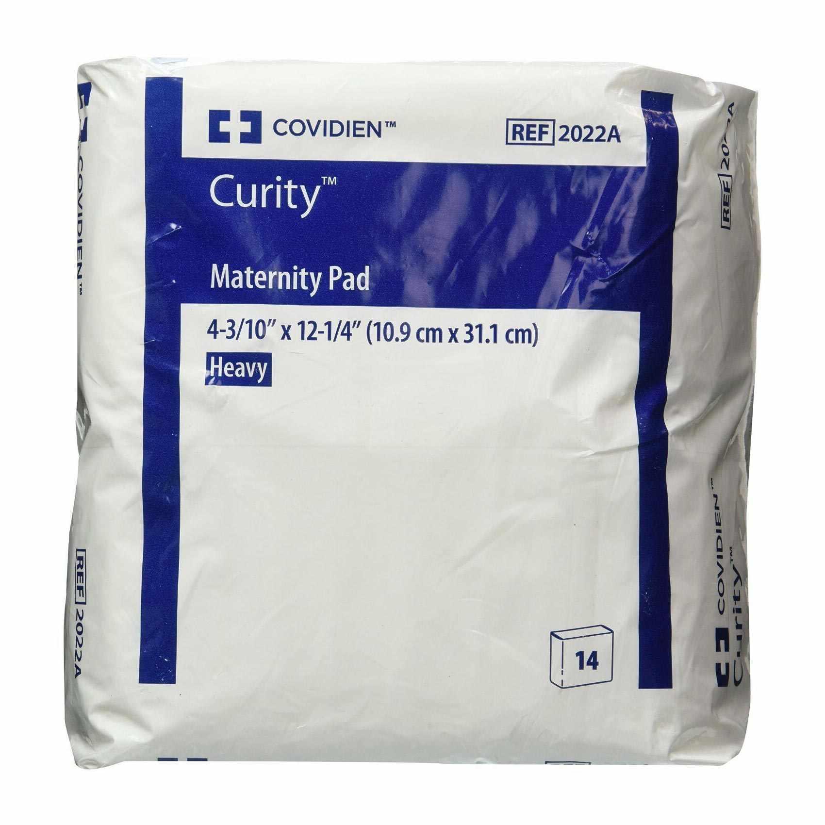Curity Heavy Maternity Pad, 12-1/4 Inch Length