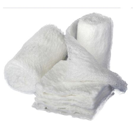 """Covidien Dermacea Sterile Heavy Weight Fluff Roll, 6-Ply, 1s, 4-1/2"""" x 4 yards"""