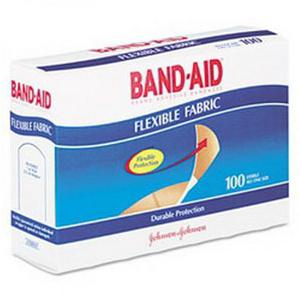 """Conney safety direct safety flexible fabric adhesive bandages 3/4""""x 3"""""""