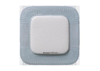 Coloplast Biatain Silicone Foam Dressing, 4 Inch x 12 Inch