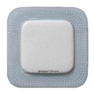Coloplast Biatain Square Silicone Foam Dressing, 3 Inch x 3 Inch