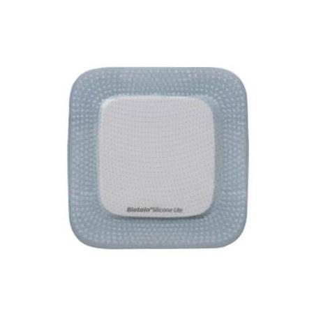 Coloplast Biatain Silicone Lite Polyurethane Foam Dressing, 2 x 2 Inch