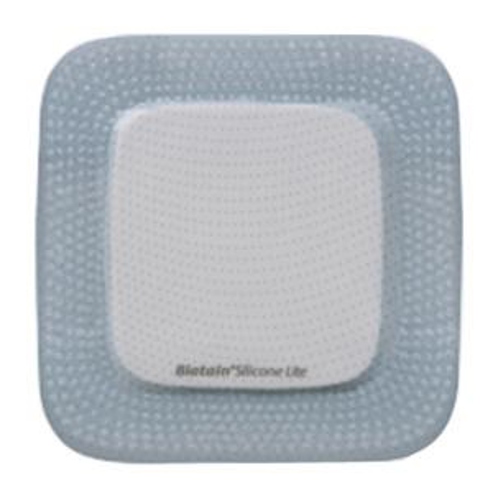 Coloplast Biatain Silicone Lite Polyurethane Foam Dressing, 2 x 5 Inch