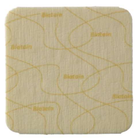 "Biatain Soft Hold Non-Adherent Polyurethane Foam Dressing, 2"" x 2-3/4"""