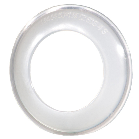 Convex insert Sur-Fit Natura disposable, 1-5/8 inch diameter opening