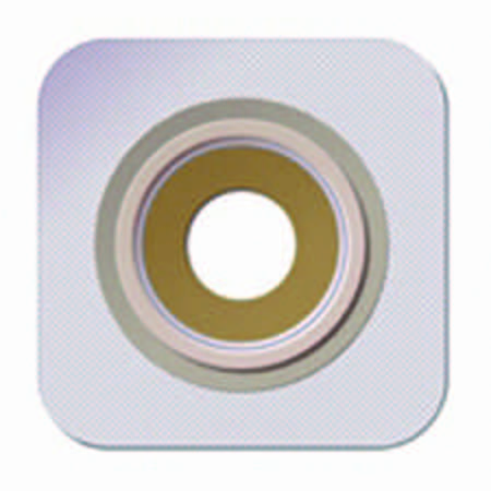 """Convatec natura moldable durahesive skin barrier, 1-3/4"""" Flange, small, 1/2"""" to 7/8"""" stoma"""