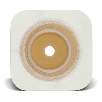 Convatec Sur-Fit Natura durahesive cut-to-fit skin barrier 5 x 5, 2-1/4 flange