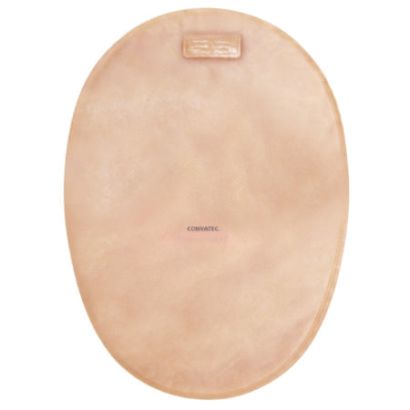 Convatec Natura closed end pouch, opaque, standard, 57mm, 2 1/4""