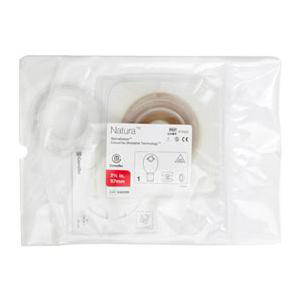 """Convatec Natura 2-Piece Urostomy Surgical Post-Op Kit, 2-3/4"""" Stomahesive Cut-to-Fit Barrier"""