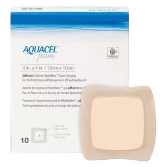 """Aquacel Foam Adhesive, 4"""" x 8"""""""