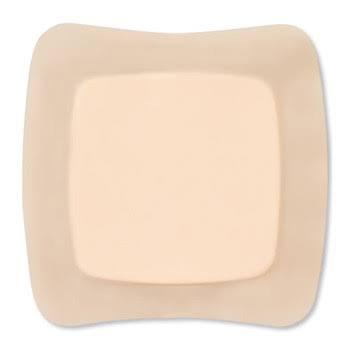 Convatec Aquacel Adhesive Foam Wound Dressing, Square