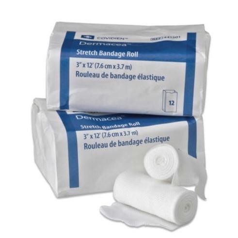 "Dermacea Sterile Stretch Bandage 6"" x 4 yards"