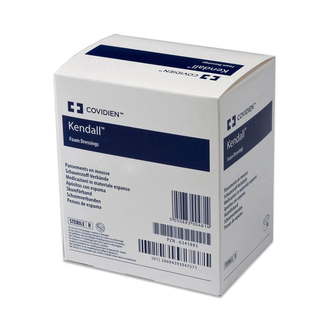 """Covidien copa ultra-soft hydrophilic foam dressing 2"""" x 2"""""""