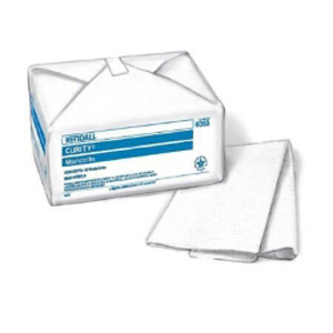 Covidien Curity White Washcloth