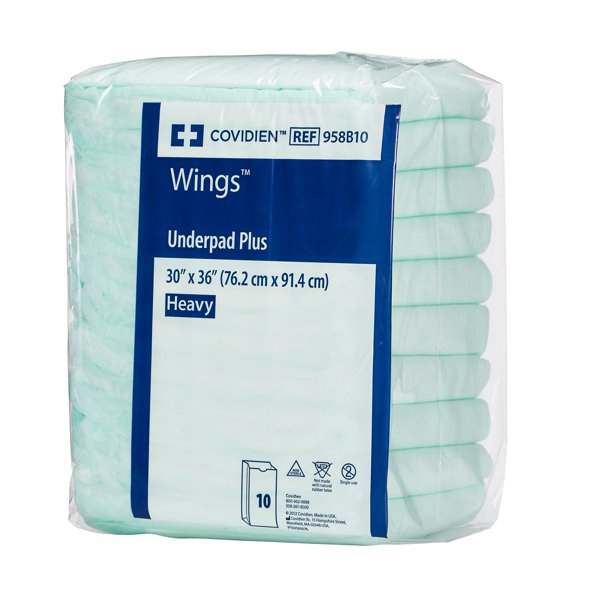 Wings Plus Fluff / Polymer Underpad