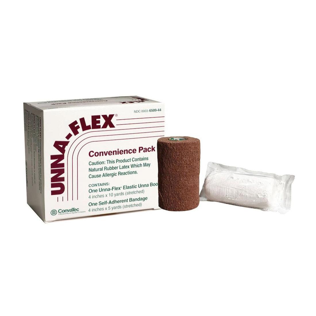 "ConvaTec Unna-FLEx Bandage Convenience Pack 4"" x 10 yards Unna Boot"
