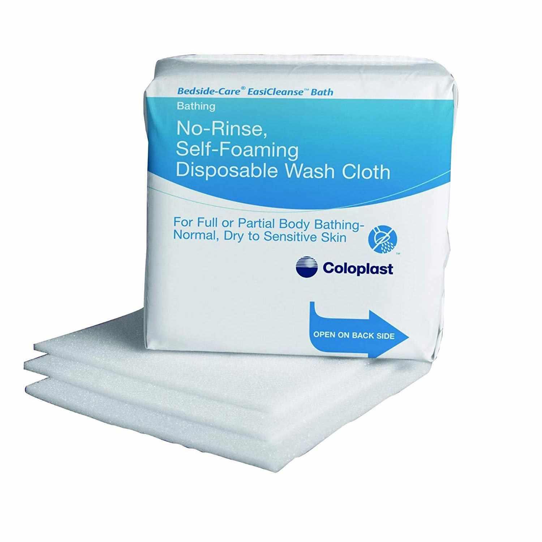 Coloplast Bath Wipe Bedside-Care EasiCleanse Soft Pack Sodium Cocoyl Isathionate