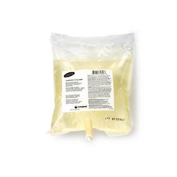 Coloplast Shampoo and Body Wash Gentle Rain 1000 mL Bag Scented
