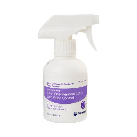 Coloplast baza cleanse & protect all-in-one perineal lotion w/odor control 8oz