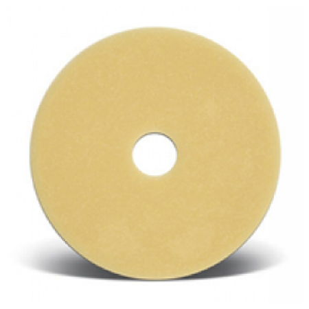 "Convatec stomahesive skin barrier seal, skin barrier ring, large, 4"" diameter and 1/8"" thick"