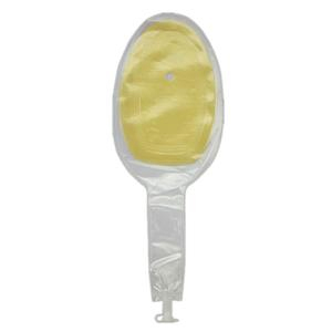 """Eakin fistula wound pouch with new tap closure 6.9"""" x 4.3"""""""