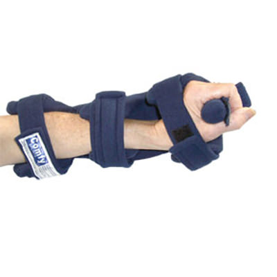 Comfy cone hand orthosis
